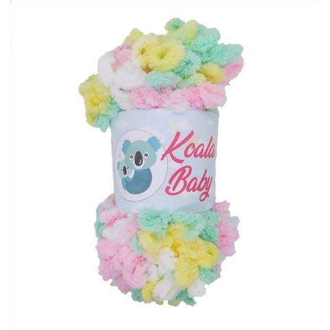 Купить Пряжа Koala Baby Color Код цвета 201 | Интернет-магазин пряжи «Пряха»