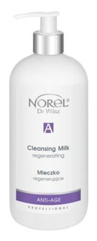 *Восстанавливающее молочко Anti-Age(Norel/500ml/PM 010)