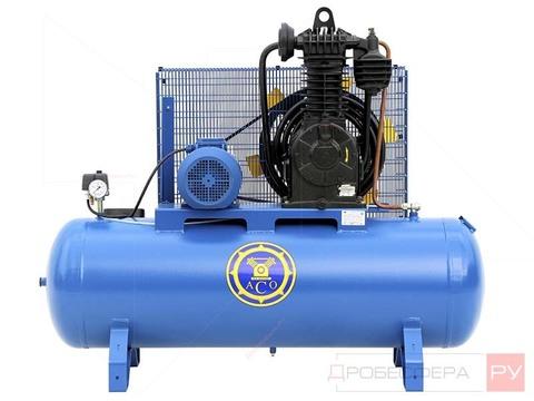 Поршневой компрессор АСО С415М