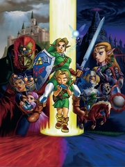 Артбук The Legend Of Zelda: Сокровища в рисунках