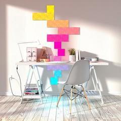 Светильник светодиодный Nanoleaf Canvas Square White, 9 панелей