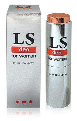 Дезодорант для интимной зоны LOVESPRAY DEO для женщин , 18 мл фото