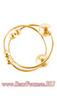 Кольца для сосков Bull Rings - Gold