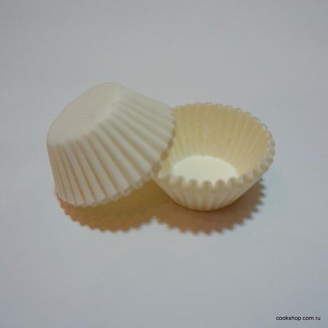 Капсула-мини Белая d=30 мм