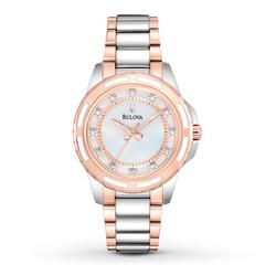 Наручные часы Bulova Diamonds 98P134
