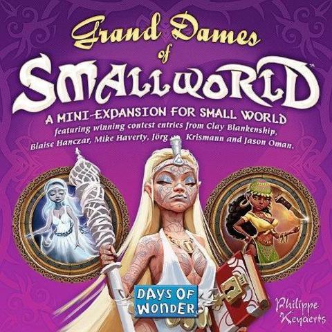 Small World: Grand Dames