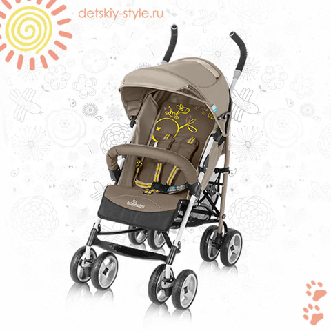 "Коляска Baby Design ""Travel"" (Беби Дизайн)"