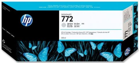 Картридж HP CN634A (№772) светло-серый 300 мл.