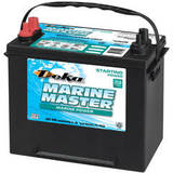 Аккумулятор DEKA 24M5 Marine Master ( 12V / 12В ) - фотография