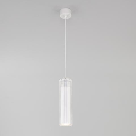 Подвесной светодиодный светильник 50187/1 LED белый