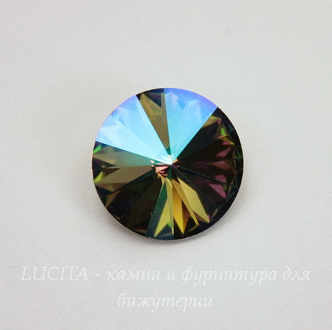 1122 Rivoli Ювелирные стразы Сваровски Crystal Paradise Shine (14 мм)