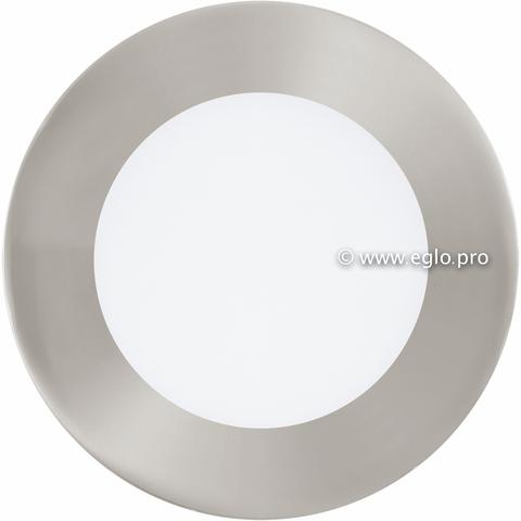 Панель светодиодная ультратонкая встраиваемая Eglo FUEVA 1 95467