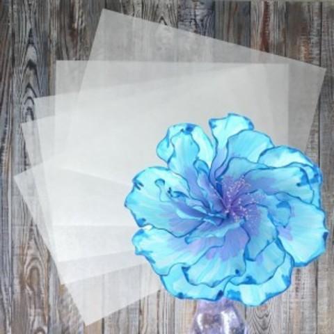 Вафельная бумага тонкая 1 лист