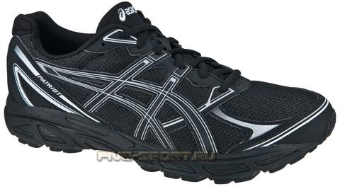 Asics Patriot 6 кроссовки для бега черные