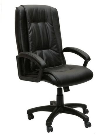 Кресло ФОХЕМ кожзам атзек черный