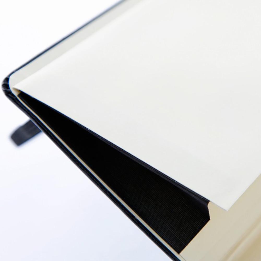 Блокнот Moleskine Classic Soft Large, цвет черный, в линейку
