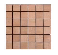 Декоративная деревянная панель HarleyWood PIXEL квадра