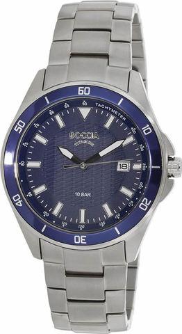 Купить Мужские наручные часы Boccia Titanium 3577-02 по доступной цене