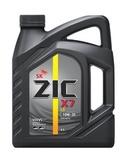 ZIC X7 LS 10W-30 - Синтетическое моторное масло (4л)