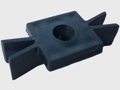 Кляймер пластиковый для террасных досок Deckron, Darvolex, Ecodeck. (GARDECK)