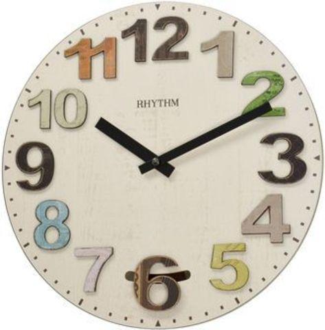 Настенные часы Rhythm CMP547NR06