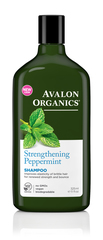 Шампунь с маслом мяты, укрепляющий Peppermint Strengthening Shampoo
