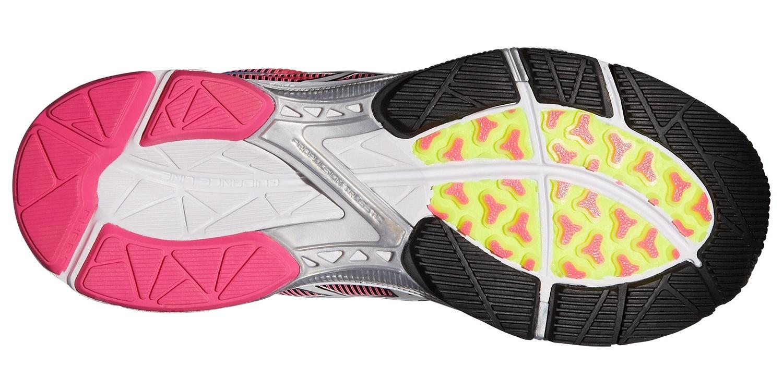 Женские кроссовки для бега Asics Gel-DS Trainer 20 NC (T579N 3401) полумарафонки фото