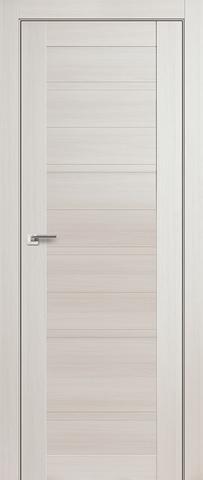 Дверь Profil Doors №7Х, цвет эш вайт мелинга, глухая