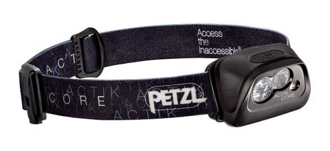 фонарь налобный Petzl Actik Core