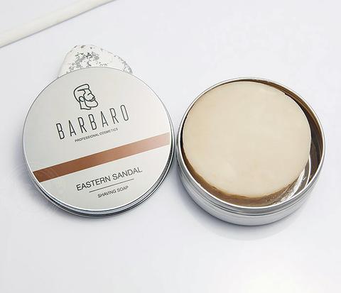RAZ1014 Мыло для бритья Barbaro