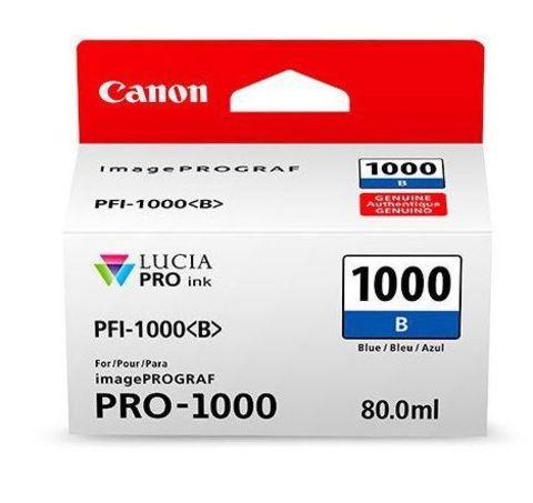 Картридж Canon PFI-1000 B синий (0555C001)
