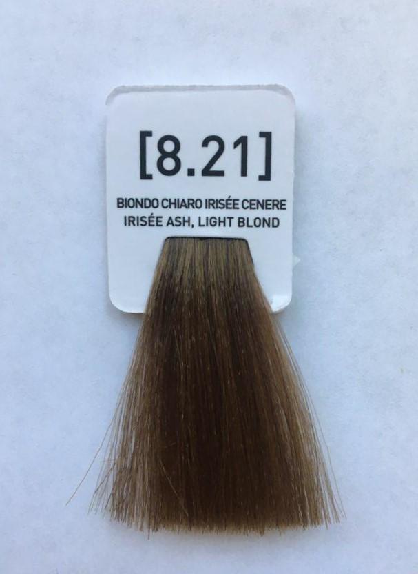 INCOLOR Перломутрово-пепельный светлый блондин [8.21] 100 мл