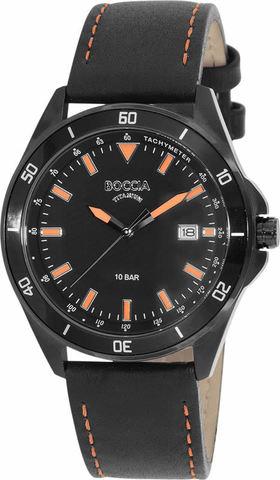 Купить Мужские наручные часы Boccia Titanium 3577-05 по доступной цене