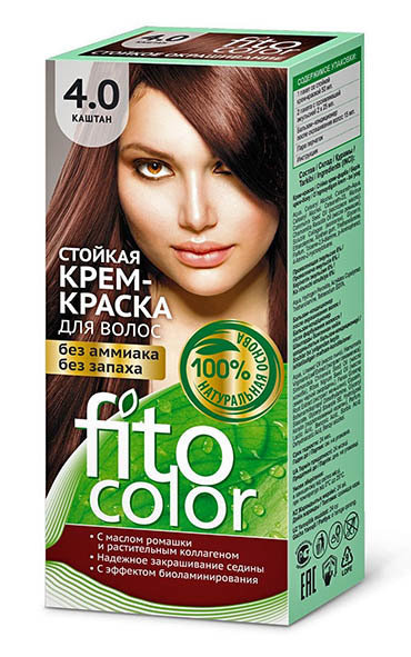 Fito color 4.0 Каштан