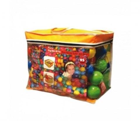 Набор шаров KING KIDS для манежа 100 штук 90 мм в сумке KK_BL1100-90-100