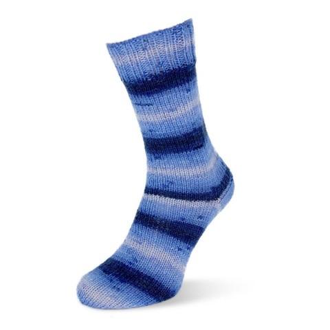 Носочная пряжа Rellana Flotte Socke Degrade 1461 купить