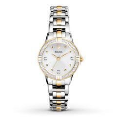 Наручные часы Bulova Diamonds 98R166