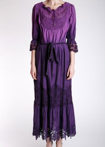 Платье длинное 22 MAGGIO