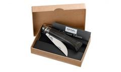 Нож складной Opinel №8 VRI Luxury Tradition Ebony в подарочной упаковке
