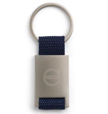 Брелок Volvo Key Ring, Satin Navy