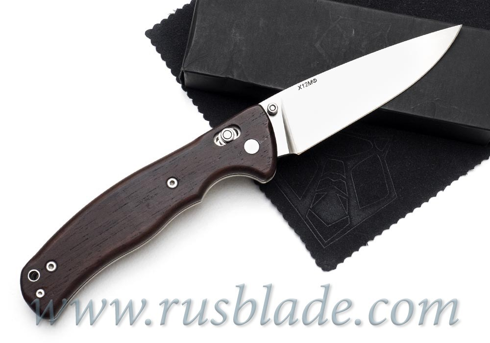 Shirogorov Tabargan ebony and Х12МФ