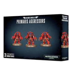 Blood Angels Primaris Aggressors