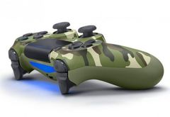 PS4 Беспроводной контроллер DualShock 4 (камуфляжный, CUH-ZCT2E: SCEE)