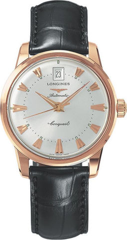 The Longines Conquest Heritage