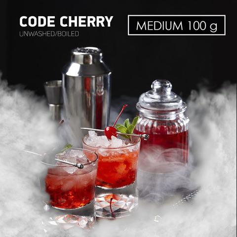 Табак Dark Side MEDIUM CODE Cherry 100 г