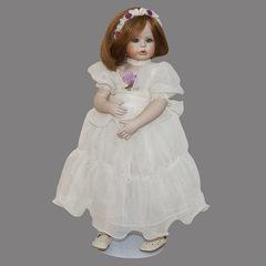 Кукла фарфоровая коллекционная Marigio Erika