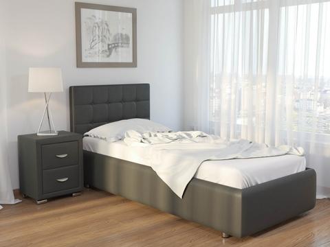 Односпальная мягкая Кровать Веда 1