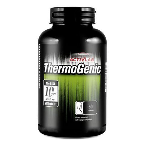AL ThermoGenic 120caps.