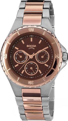 Купить Мужские наручные часы Boccia Titanium 3760-03 по доступной цене