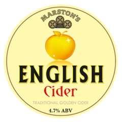 Сидр Marstons's English Cider
